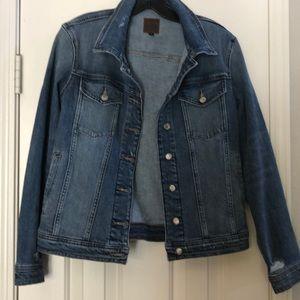 Joe's Jeans denim boyfriend jacket size S